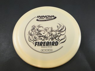 White Firebird