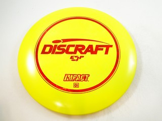 Yellow Discraft Impact