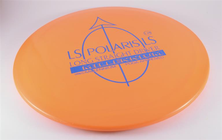 Orange Polaris LS