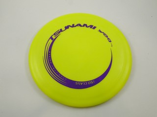 DGA Tsunami Yellow
