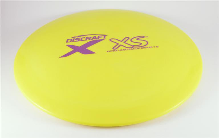 Yellow XS with Purple Markings