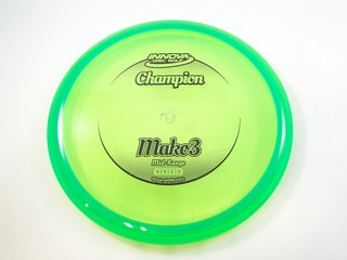 Green Translucent Mako3