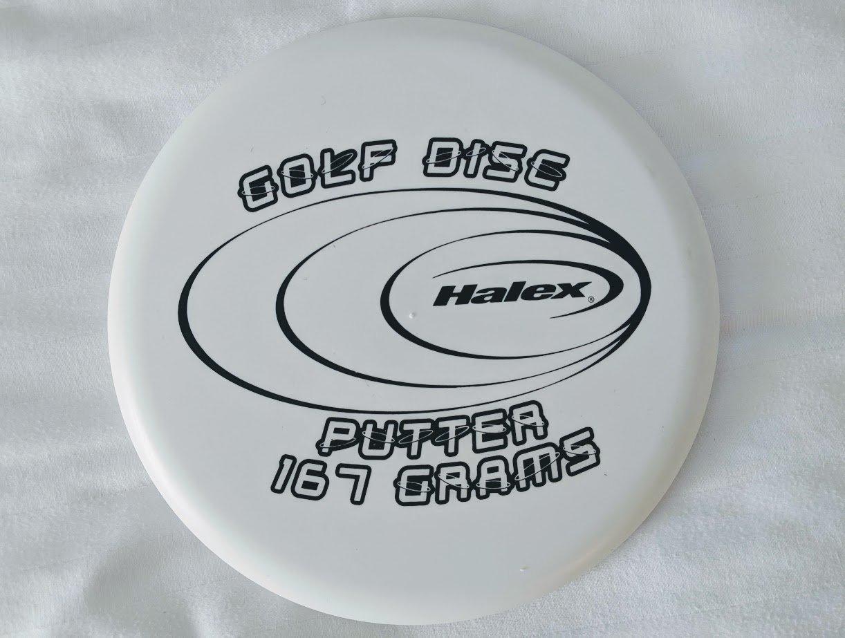 Halex Golf Disc Putter