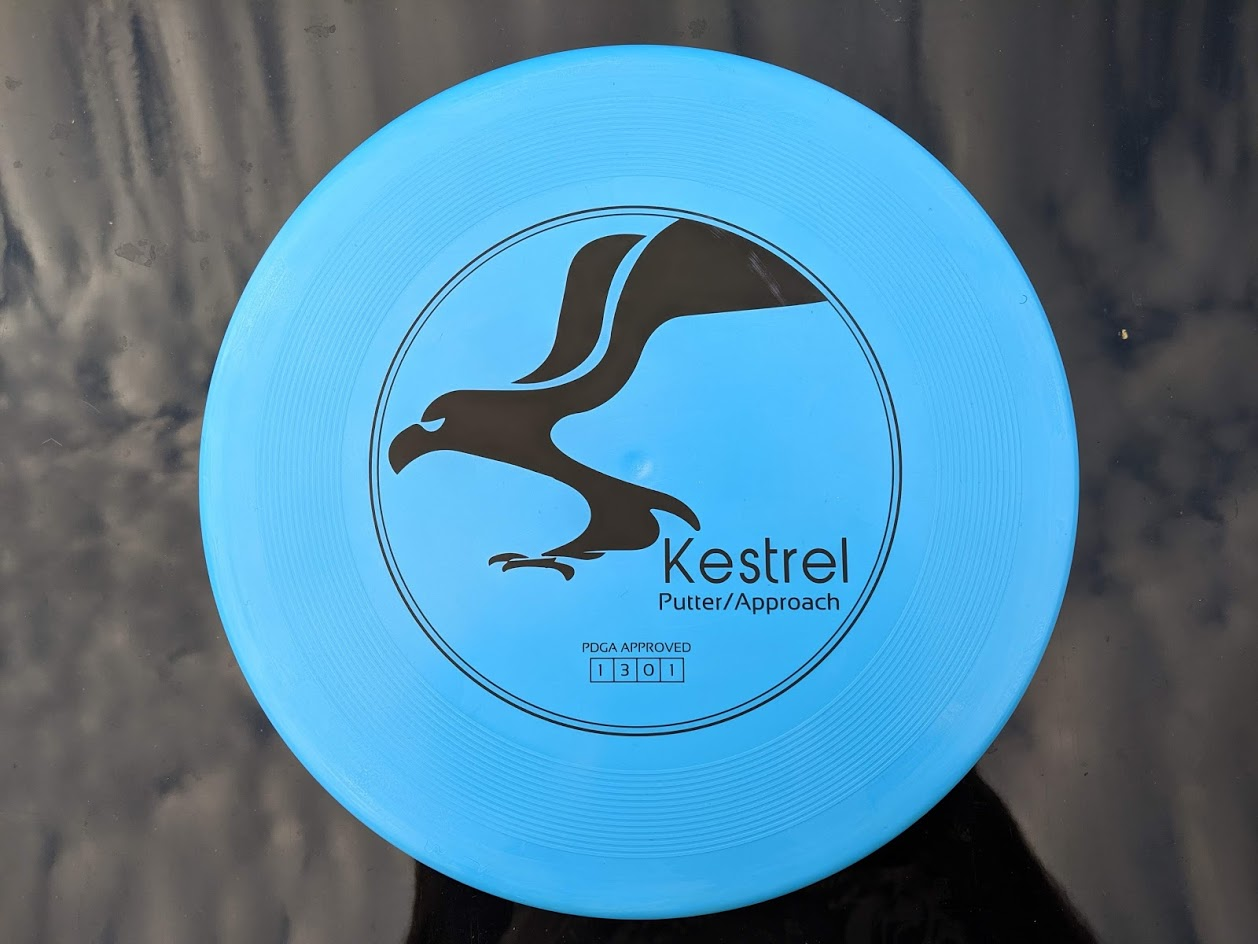 Kestrel Outdoors Disc Golf Putter