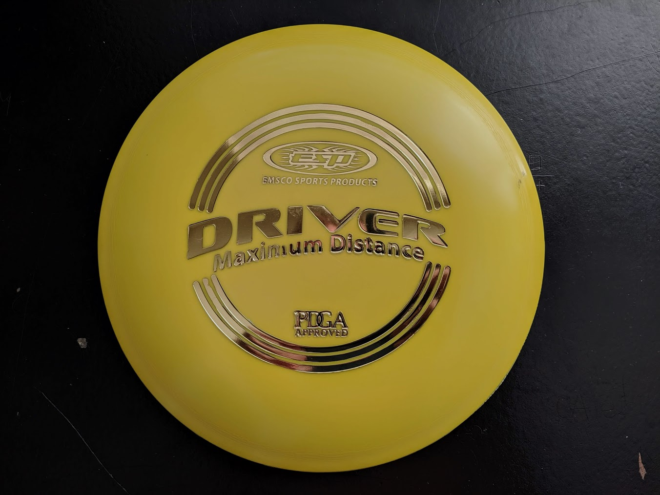 ESP Emsco Sports Products Driver