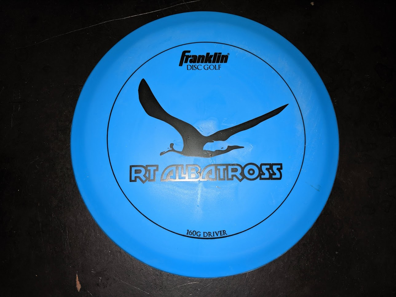 Franklin Albatross Disc Golf Driver
