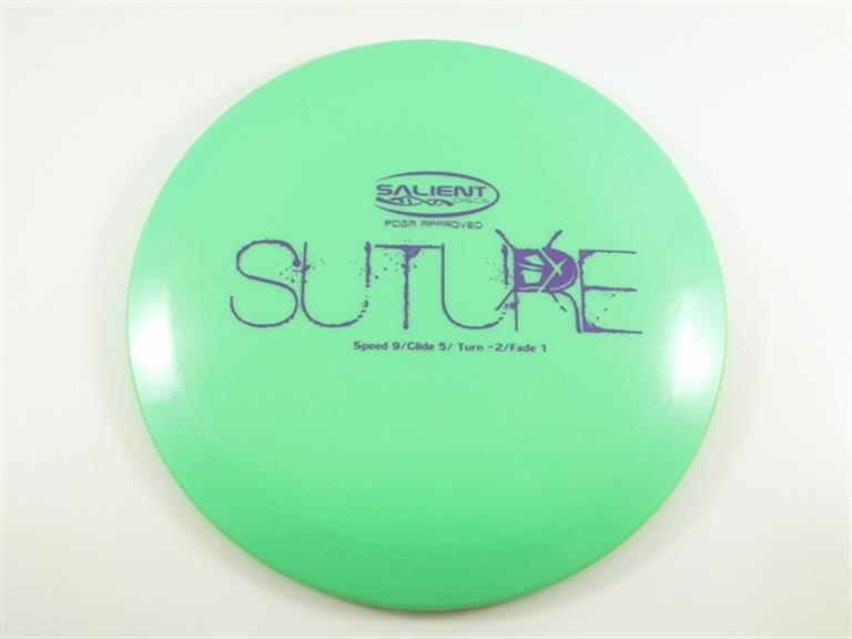 Sea Green Suture