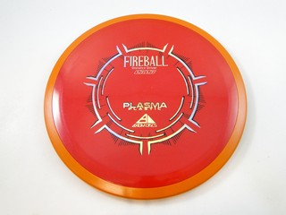 Red and Orange Fireball