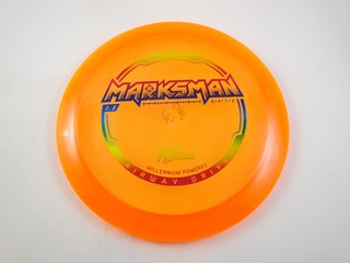 Orange Marksman